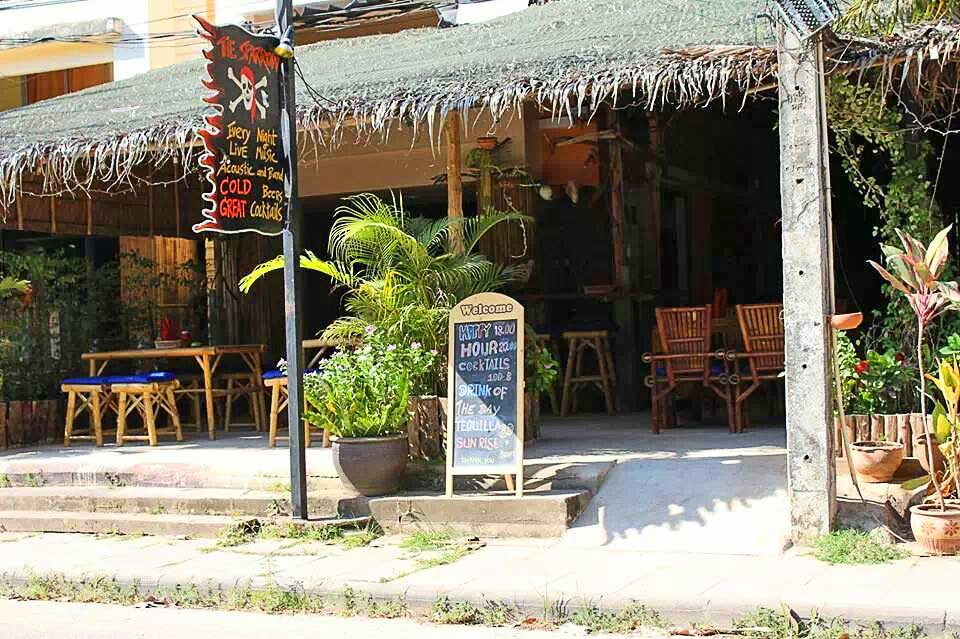 Sparrow Bar on Bang Niang's Beach Road
