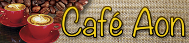 Cafe Aon Banner Ad