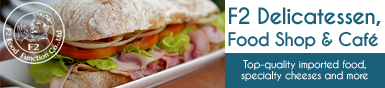 F2 Food Junction Banner Ad