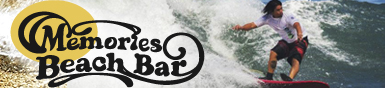 Memories Bar Banner Ad