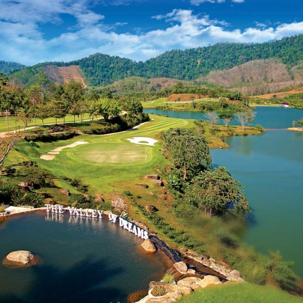 Katathong Golf Course View