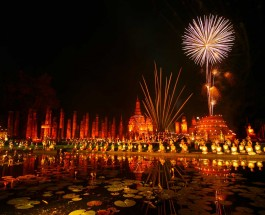 The Magic of Loy Krathong Gallery
