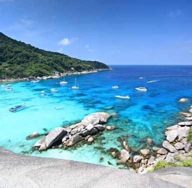 Snapshots of the Similans